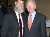 With Senator Joseph Lieberman